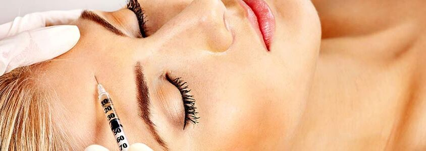 Botox Και Υαλουρονικό Οξύ