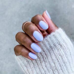 Lilac Nails νύχια 2021 - Irida spa